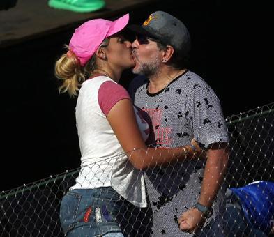 Davis Cup: Maradona's presence fails to inspire Argentina