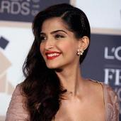 Why is Sonam behaving peculiarly in mysterious video