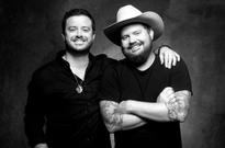 Randy Rogers & Wade Bowen Embrace Dissipation In 'Hangin' Out In Bars'