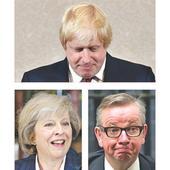Boris Johnson bows out