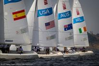 Rio 2016 (Sailing): Light Winds Challenge Para Fleets