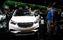 Opel Mokka X shown in Paris, headed for Mzanzi