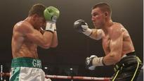 Wales' Liam Williams is named young boxer of year by Boxing Writers' Club