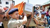 Ten-fold increase likely in Centre's share in compensation to family of slain J&K policemen