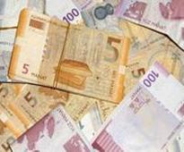 Azerbaijani currency rates on Aug. 19