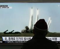 North Korea fires surface-to-ship cruise missiles, fifth test in a month