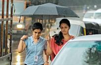 City records 33.3 mm rainfall on Friday