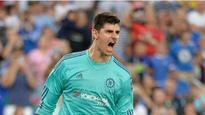 Premier League: Chelsea raring to go against Arsenal, says Thibaut Courtois