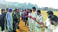 Inter District T-20 Cricket Tournament Eleven Star Rajouri, Mendhar Warriors win ties