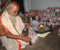 No puja in Cuttack is complete without this modern-day Baimundi