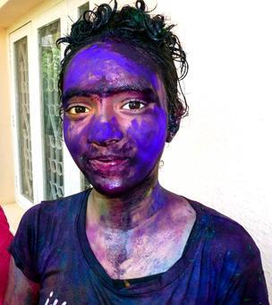 Your Holi pics: Colour, masti everywhere