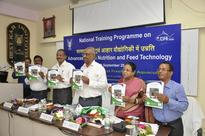 ICAR-CIFA, Bhubaneswar organized national training programme on Advances in Fish Nutrition  and  Feed Technology