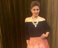 Raveena Shares Her 'Favourite Pic' From Daughter's Wedding Album