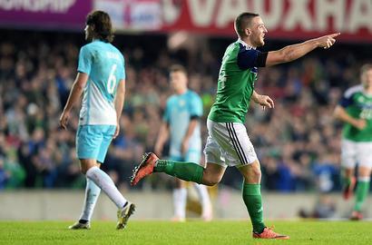 Euro friendlies: Northern Ireland set unbeaten record; Wales lose