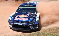Volkswagen wins its last world rally event