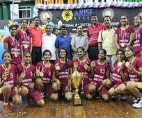 67th Junior National Basketball Champio... 67th Junior National Basketball Championship: Karnataka girls & Tamil Nadu boys crowned champions