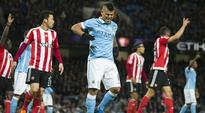 Nothing serious: Manchester City manager on Sergio Aguero injury