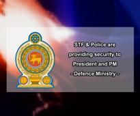 STF replaces Army security of Mahinda Rajapaksa