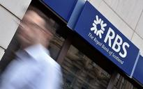 RBS shares hit after U.S. demands hefty fine from Deutsche Bank