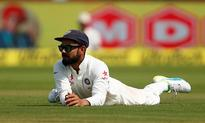 Cricket-India's Kohli gives thumbs-up to DRS