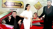 Watch: Rishi Kapoor is back with All is Well trailer