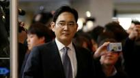 Samsung heir Jay Y Lee sentenced to five years in prison