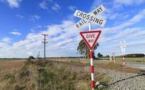 Rural rail pedestrian crossings fail to meet standards