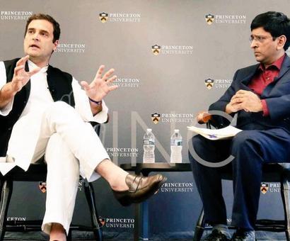 How Rahul can upstage Modi