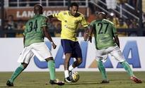 Neymar says not obsessed with winning Ballon dOr