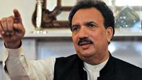 Pakistan's former minister blames India for Balochistan troubles
