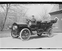 Exhibition of Presidential Cars Opens at the National Mall, Washington D.C., in April 2016