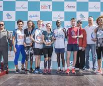 Record participation at the fourth annual Dolphin Energy Doha Dash
