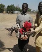 Compensate camp bomb victims, HRW tells Nigeria