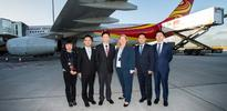 Hainan Airlines launches Xi'an-Melbourne non-stop service