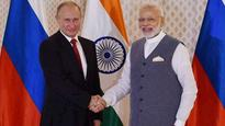 Want to strengthen ties with India: Putin's Independence Day greetings