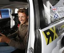 Button could race in rallycross next year