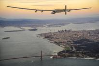 Plane Flies Across The Pacific Using Only Solar Power