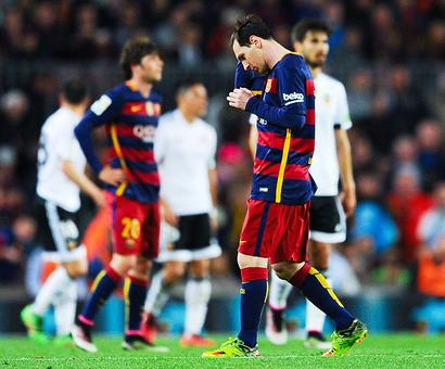 'It is not normal for Barcelona to lose so many matches'