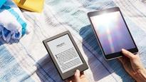 Amazon sees sales of Amazon Kindle by 80 percent to Rs 1,138 Crore in the year up to March