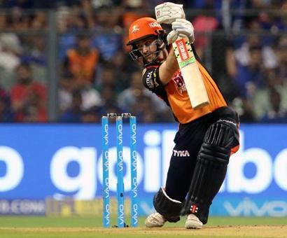 IPL PHOTOS: Sunrisers Hyderabad stun MI in low-scoring game