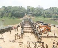 Bailey bridge at Enathu to be opened before Vishu