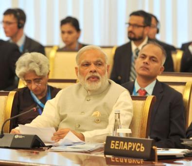 India's SCO membership will strengthen region's security: PM Modi