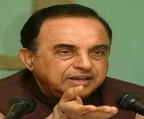 If Srinivasan has to resign for son-in-law, why not Sonia for Robert Vadra: Swamy