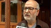 J&K: Reports of stone-pelting on tourists 'baseless', says Minister Naeem Akhtar