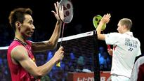 Chong Wei in shock exit from World Super Series