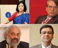 Meet these four candidates who are contending for RBI's top post