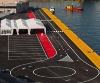 New cruise pier for the port of Piraeus