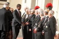 Vatican backs Zambian on peace
