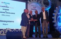 Winner in Machining Excellence - SMEs