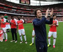 Arsenal midfielder Tomas Rosicky included in Czech Republic's provisional squad for Euro 2016